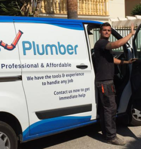 Danny from Right Plumber
